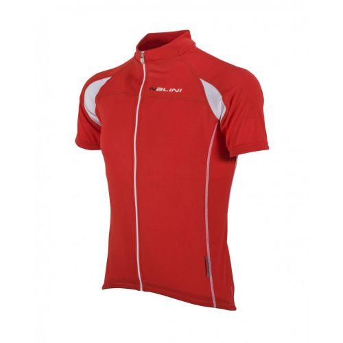 Koszulka kolarska Nalini Karma Ti czerwona
