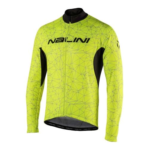 Bluza kolarska Nalini Logo TI Fluo 4050