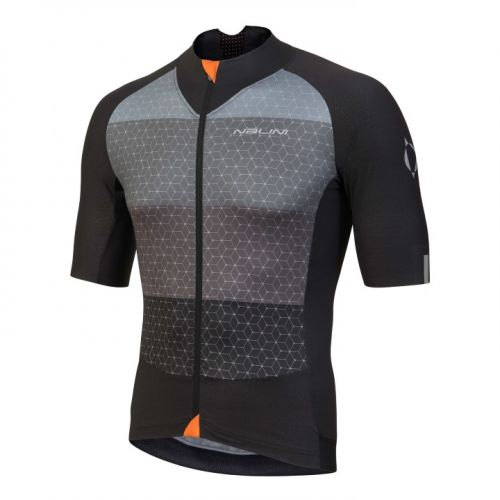 Koszulka kolarska Nalini Stelvio czarna 4000