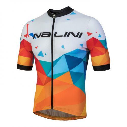 Koszulka kolarska Nalini Discesa multikolor 4020