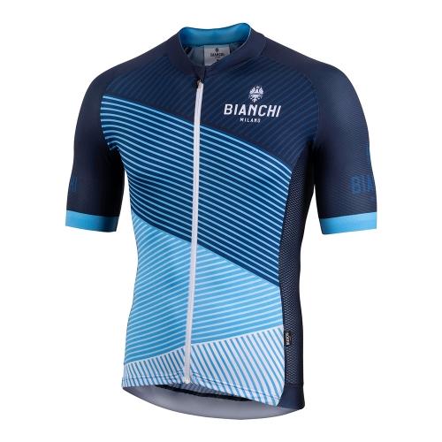 Koszulka kolarska Bianchi Bisceglie 4250