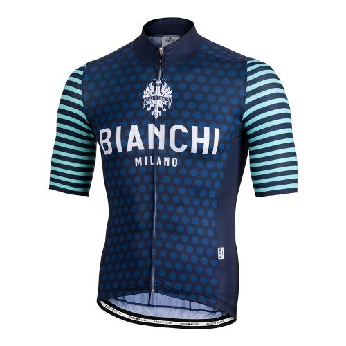 Koszulka kolarska Bianchi Davoli 4250