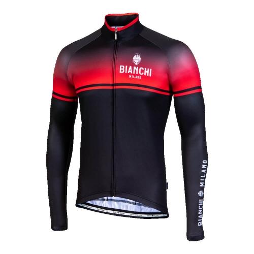 Bluza kolarska Bianchi Milano Santerno 4000