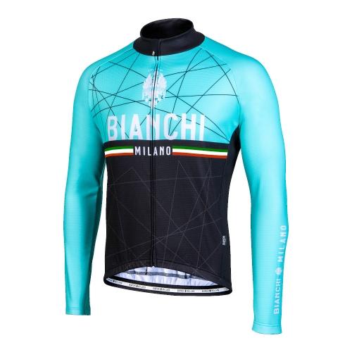 Bluza kolarska Bianchi Milano Valsenio 4300
