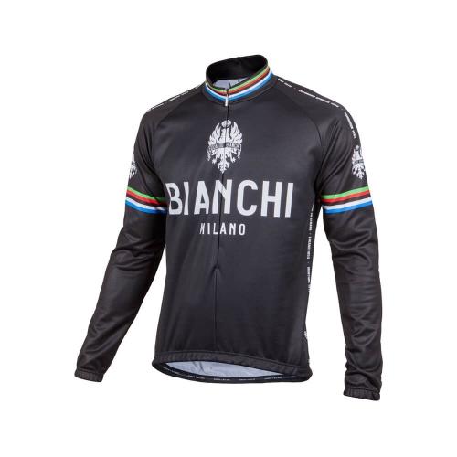 Bluza kolarska Bianchi Milano Leggenda 4000