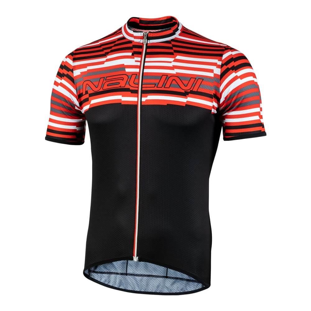 Koszulka kolarska Nalini Chamonix 1924 4100 fr