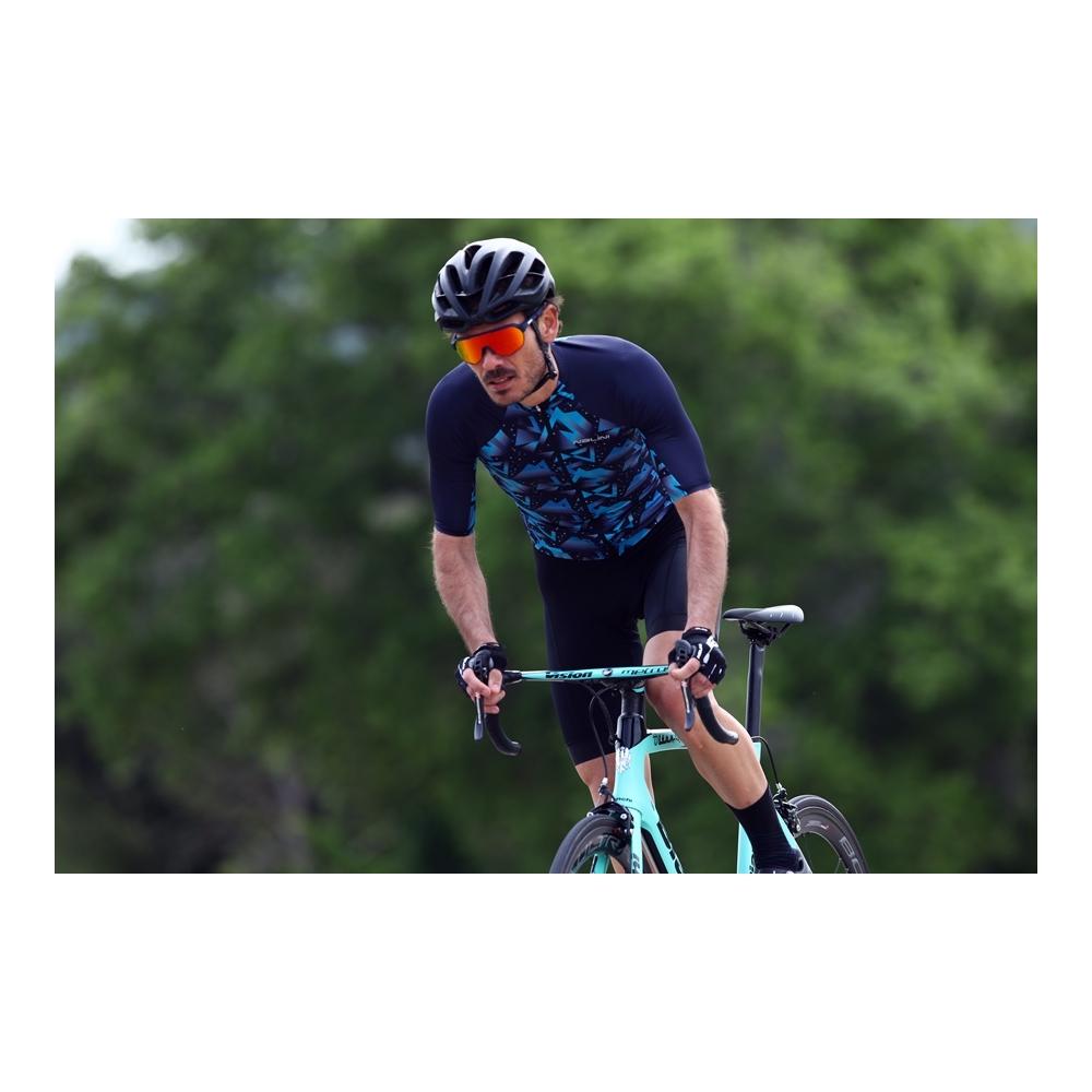 Koszulka kolarska Nalini Mexico 1968 4200