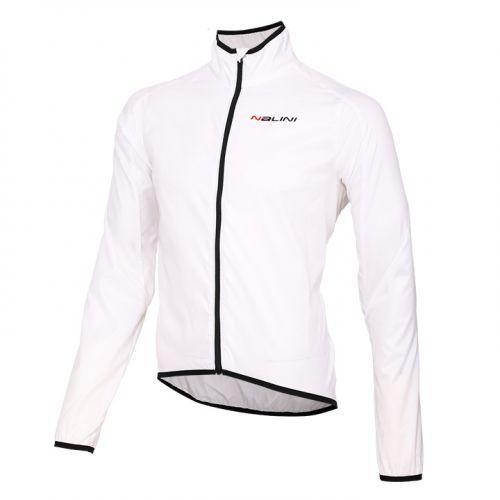 Wiatrówka kolarska Nalini Aria biała 4020