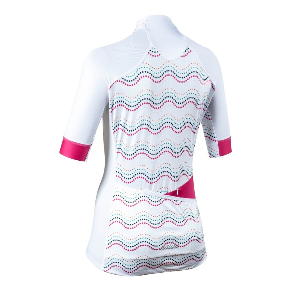 Koszulka kolarska Nalini Bejing 2008 4020 bk
