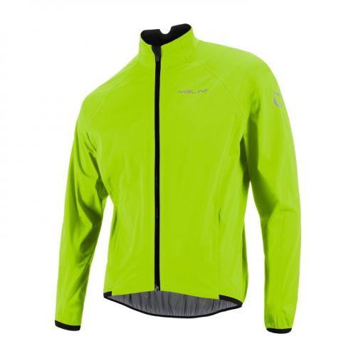 Wodoodporna kurtka kolarska Nalini Acqua zielona 4000