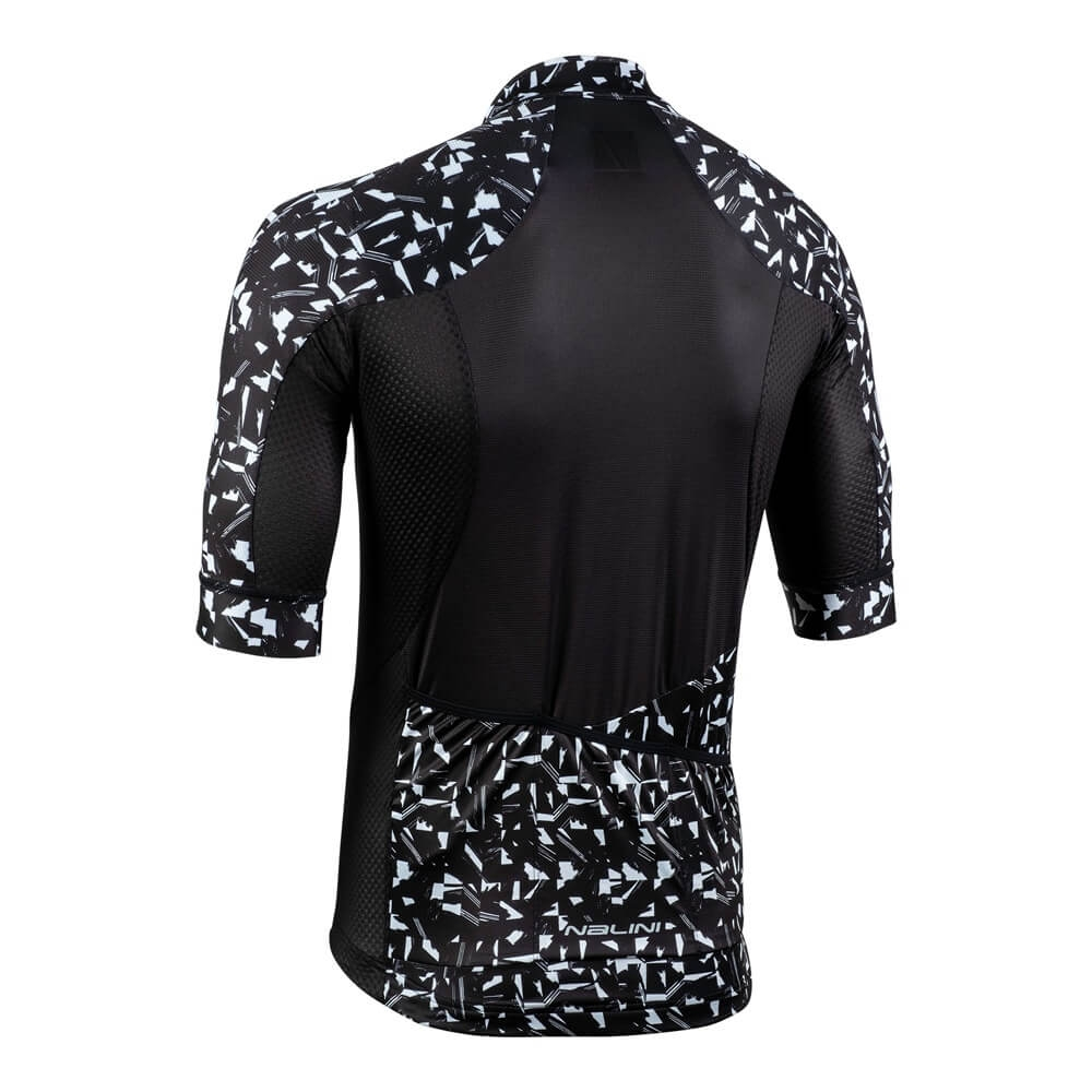 Koszulka kolarska Nalini Sydney 2000 4030 bk