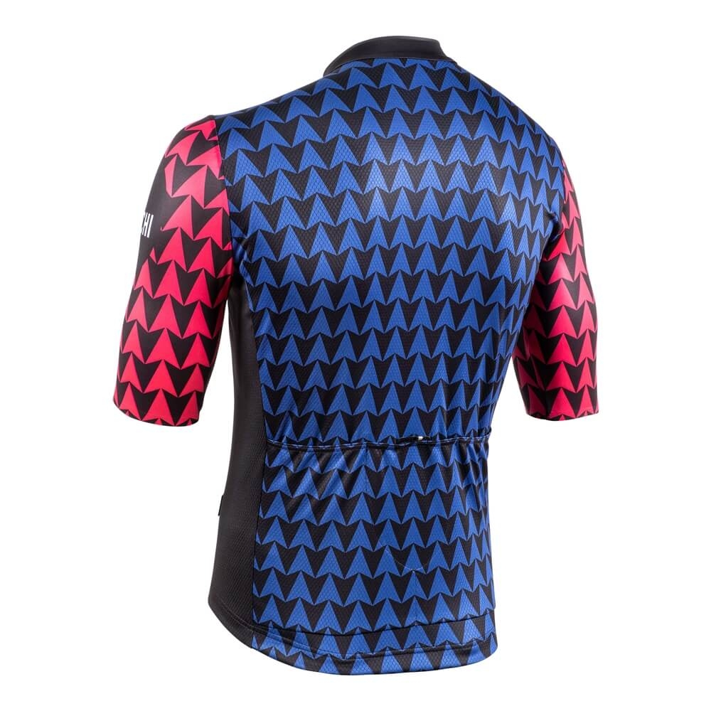 Koszulka kolarska Massari 4250 bk