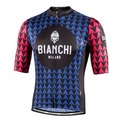 Koszulka kolarska Bianchi Massari 4250