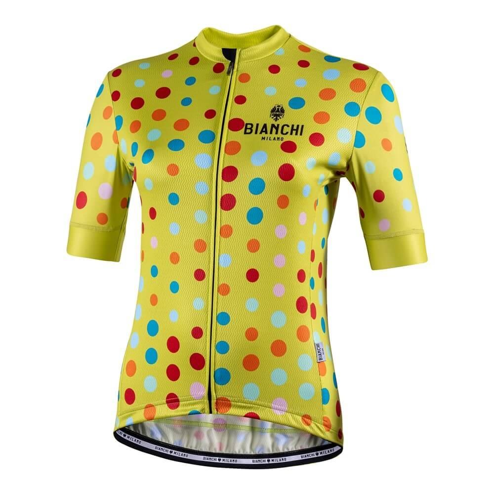 Koszulka kolarska Bianchi Silis 4330 fr