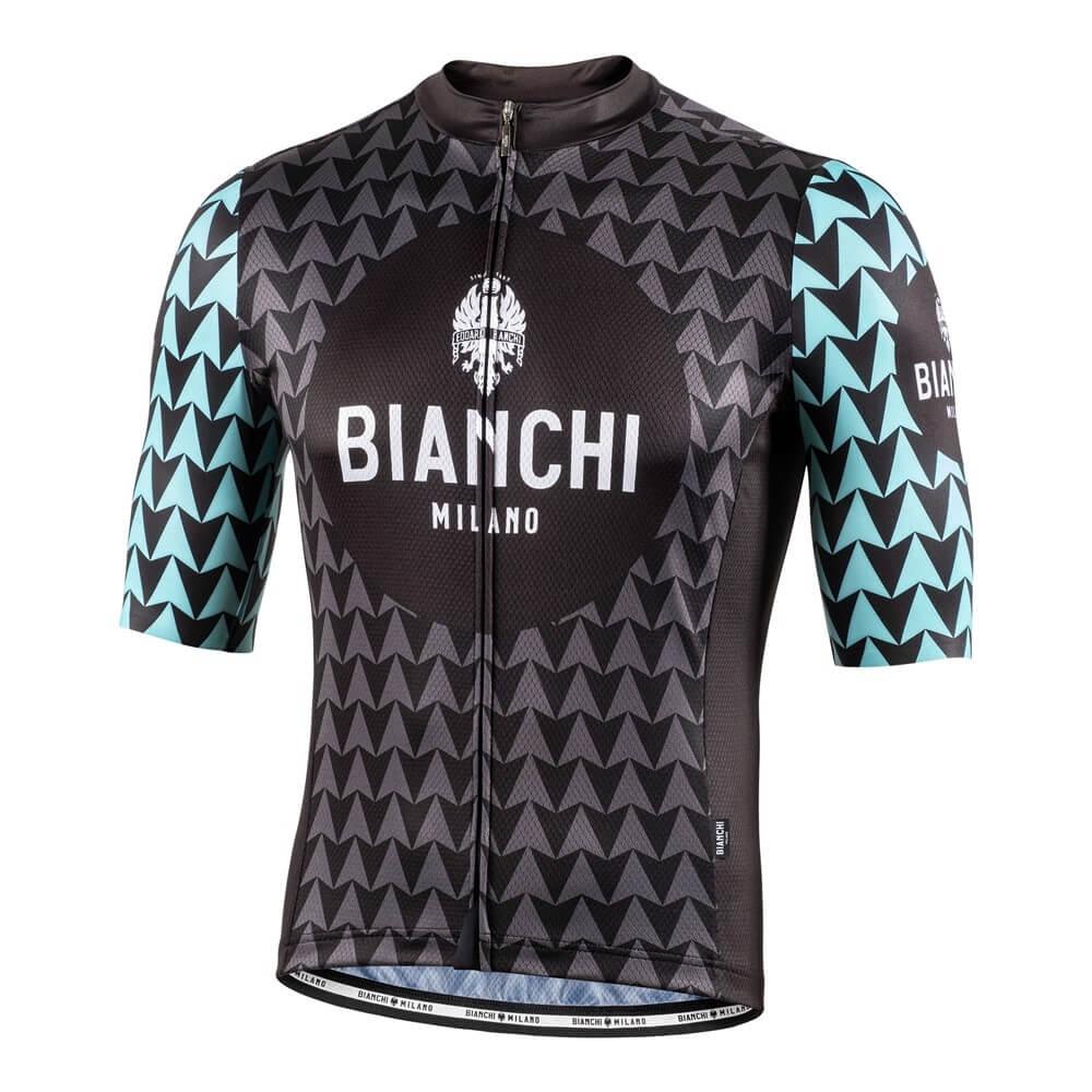 Koszulka kolarska Bianchi Massari 4010 fr
