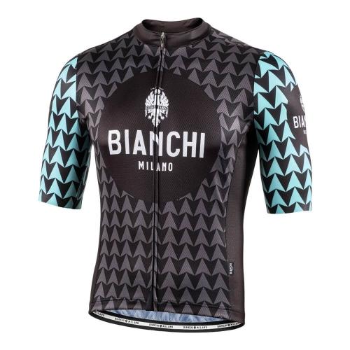 Koszulka kolarska Bianchi Massari 4010