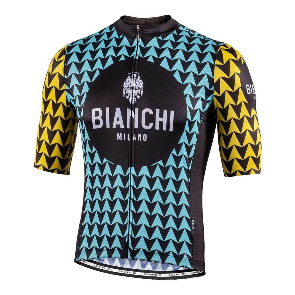 Koszulka kolarska Bianchi Massari 4300 fr