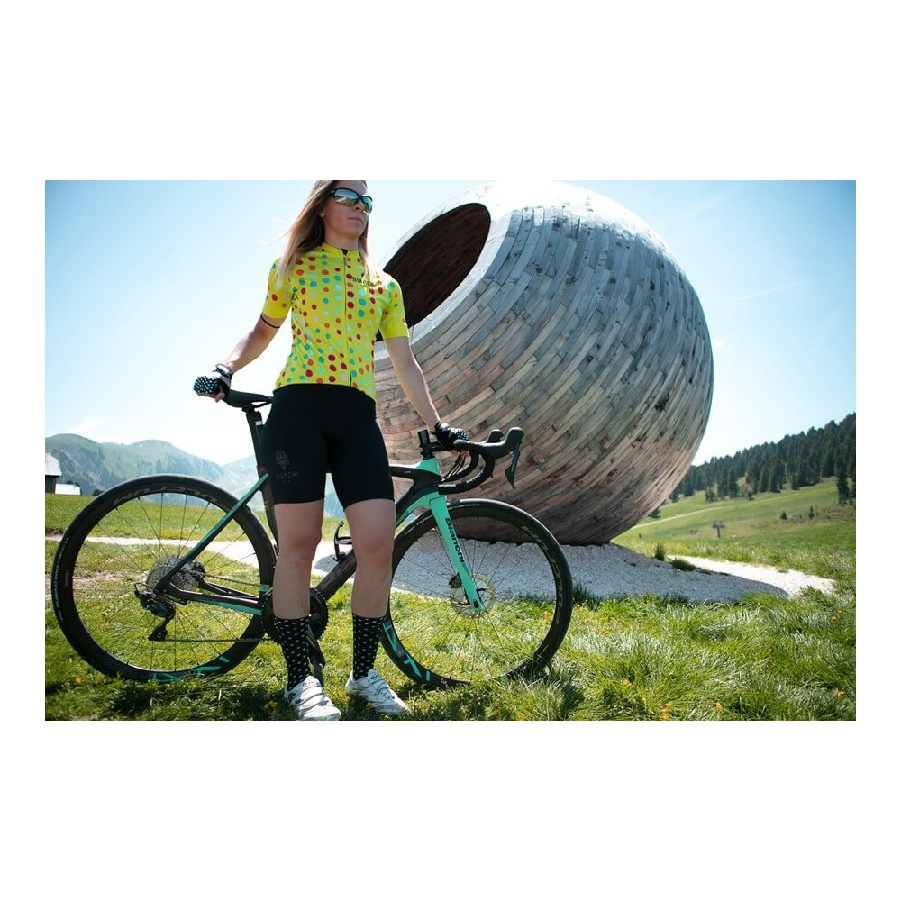 Koszulka kolarska Bianchi Silis 4330 II