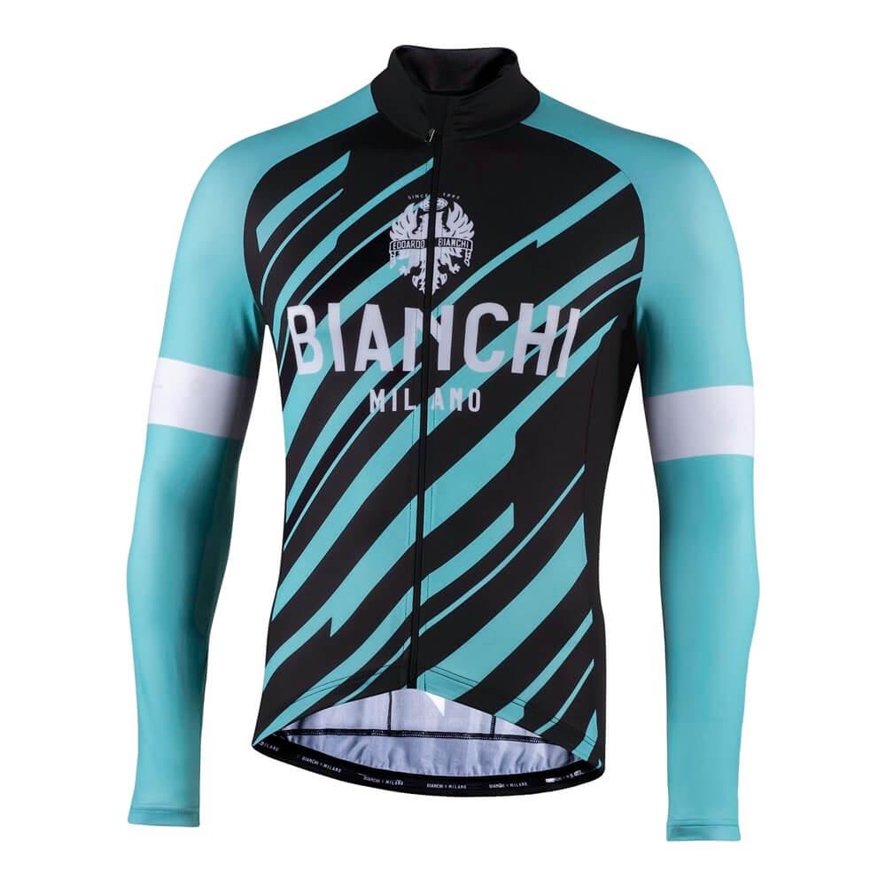 Bluza kolarska Bianchi Milano Bianzone 4300 fr