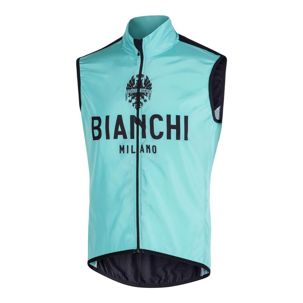 Kamizelka kolarska Bianchi Milano New Passiria 4300 fr