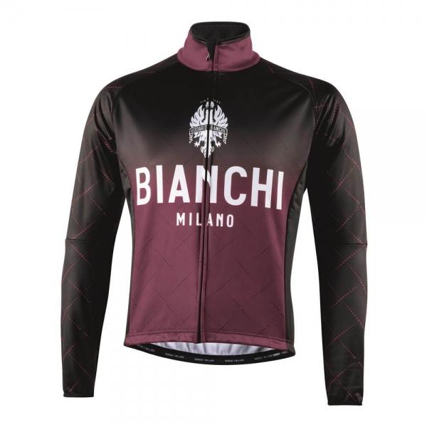 Kurtka kolarska Bianchi Milano Traona 4100 fr