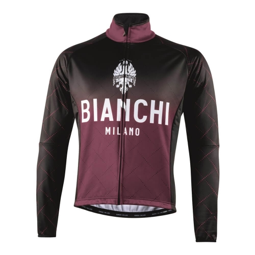 Kurtka kolarska Bianchi Milano Traona 4100