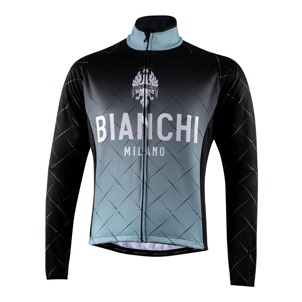 Kurtka kolarska Bianchi Milano Traona 4300 fr