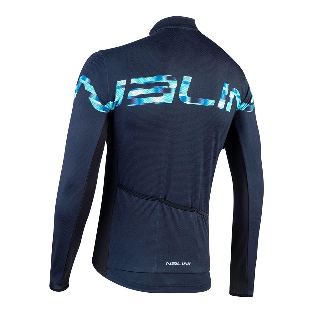 Bluza kolarska Nalini B0W Pista 4210 bk