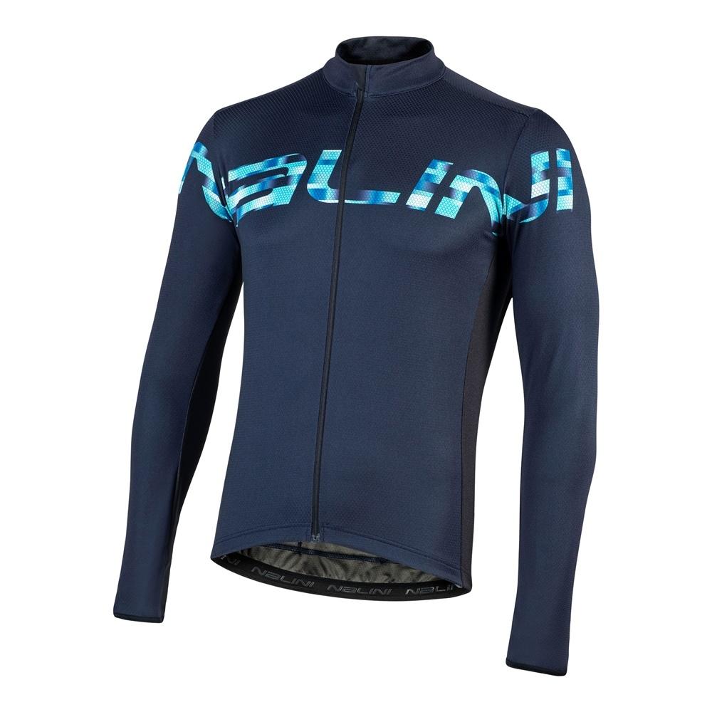 Bluza kolarska Nalini B0W Pista 4210 fr