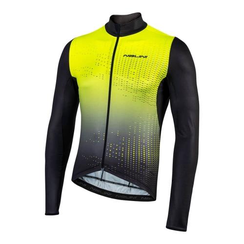 Bluza kolarska Nalini B0W Criterium 4050