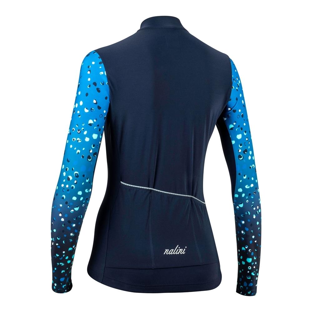 Bluza kolarska Nalini B0W Corsa Lady Jersey 4210 bk