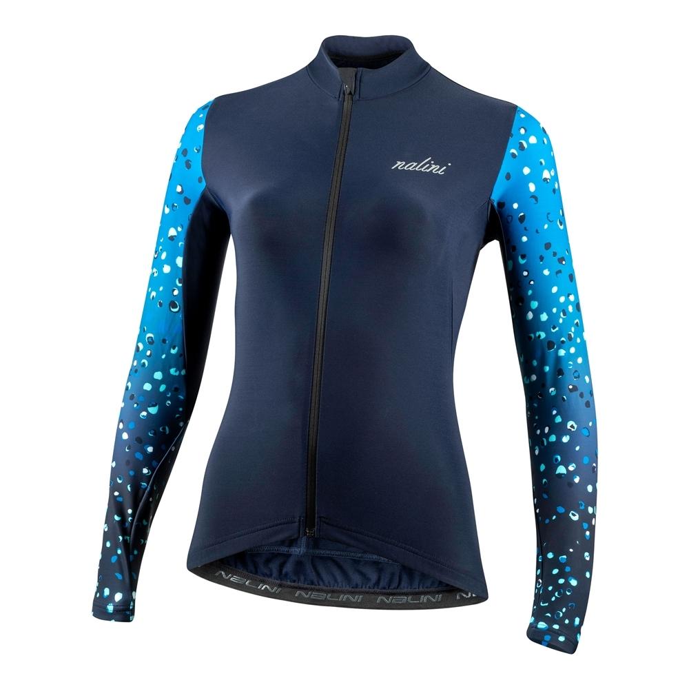 Bluza kolarska Nalini B0W Corsa Lady Jersey 4210 fr
