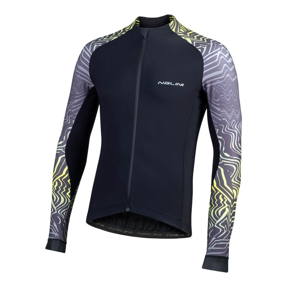 Bluza kolarska Nalini B0W Pro Gara 4000 fr