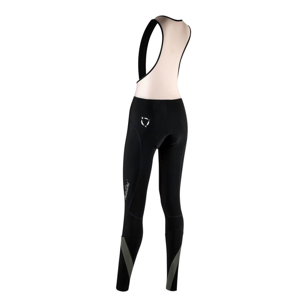 Spodnie kolarskie Nalini B0W Crit Lady Bib Tight 4000 bk