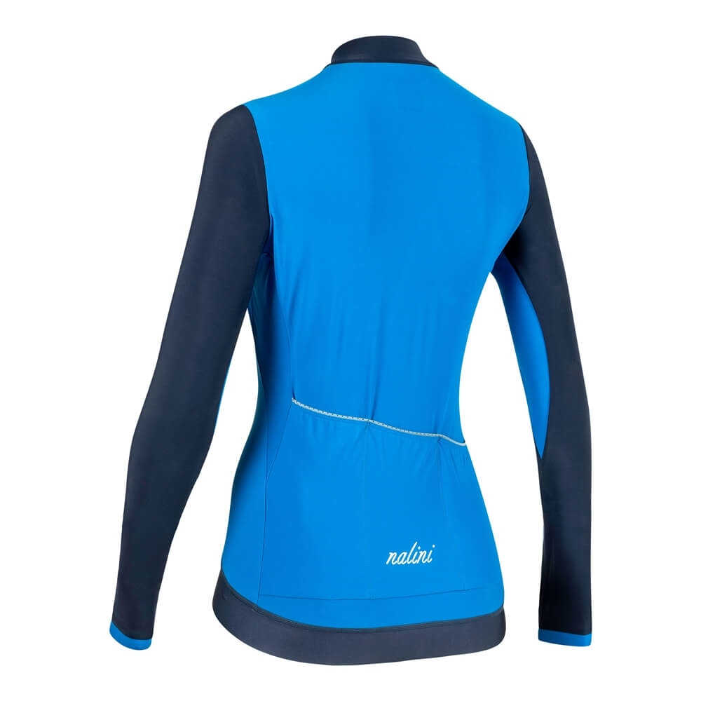 Bluza kolarska Nalini B0W Crit Lady Jersey 4200 bk