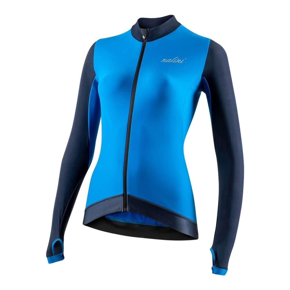Bluza kolarska Nalini B0W Crit Lady Jersey 4200 fr