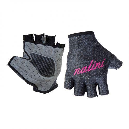 Rękawiczki kolarskie damskie Cima Lady czarne 4700