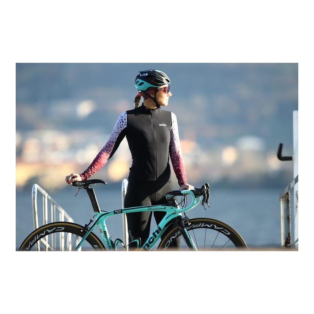 Bluza kolarska Nalini B0W Corsa Lady Jersey 4210 I