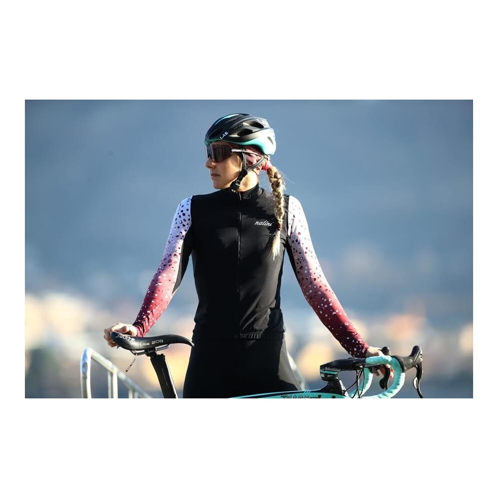 Bluza kolarska Nalini B0W Corsa Lady Jersey 4210 II