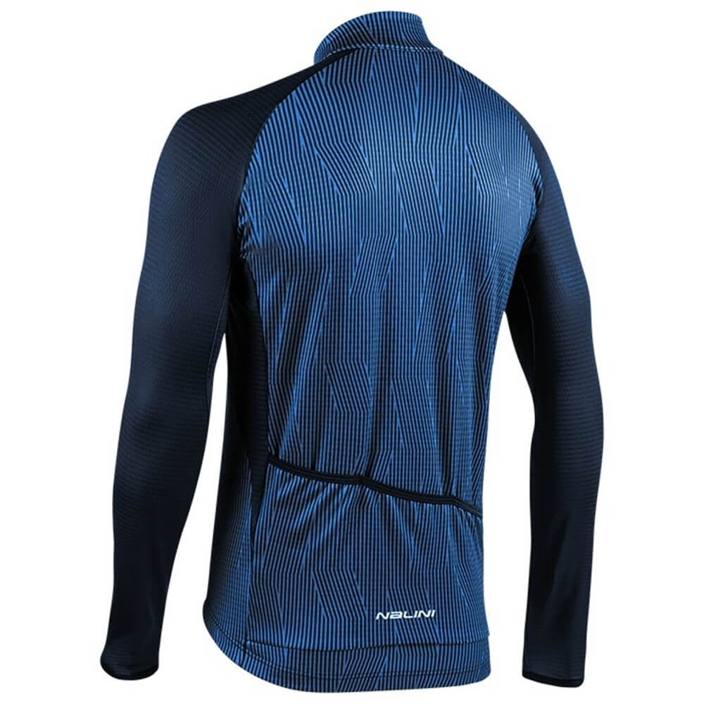 Bluza kolarska Nalini B0W Classica Jersey 4210 bk