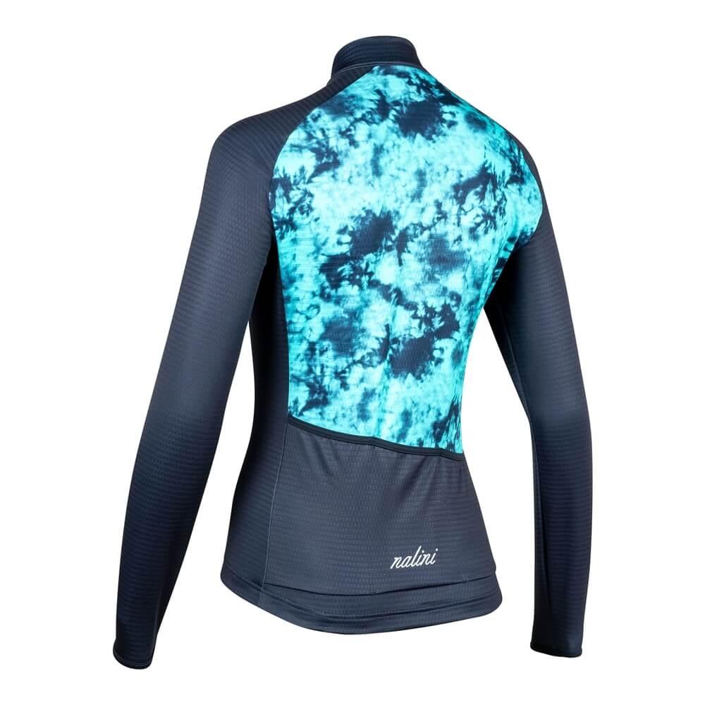 Bluza kolarska Nalini B0W Design 4210 bk