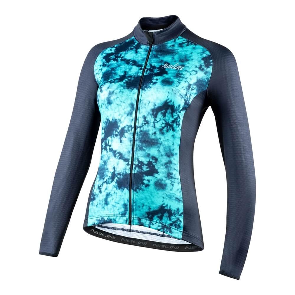 Bluza kolarska Nalini B0W Design 4210 fr