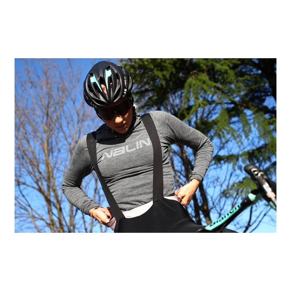 Spodnie kolarskie Nalini B0W Crit Lady Bib Tight 4000 I
