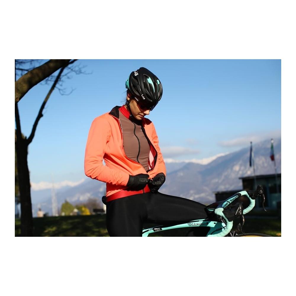 Spodnie kolarskie Nalini B0W Crit Lady Bib Tight 4000 IV