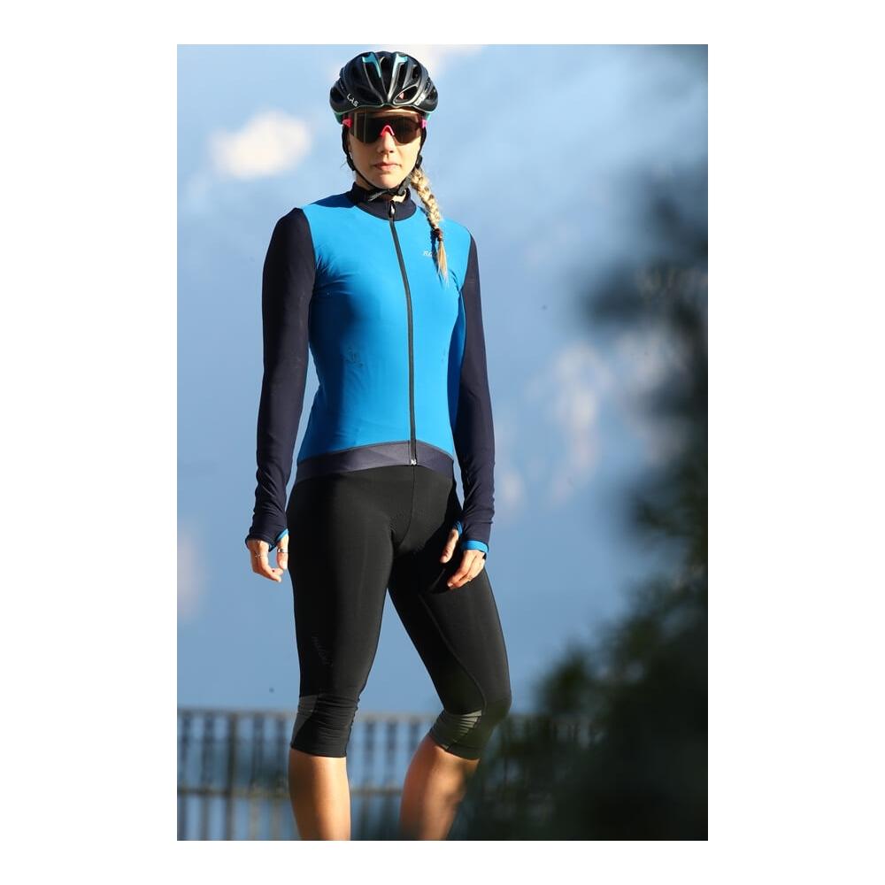 Bluza kolarska Nalini B0W Crit Lady Jersey 4200 I