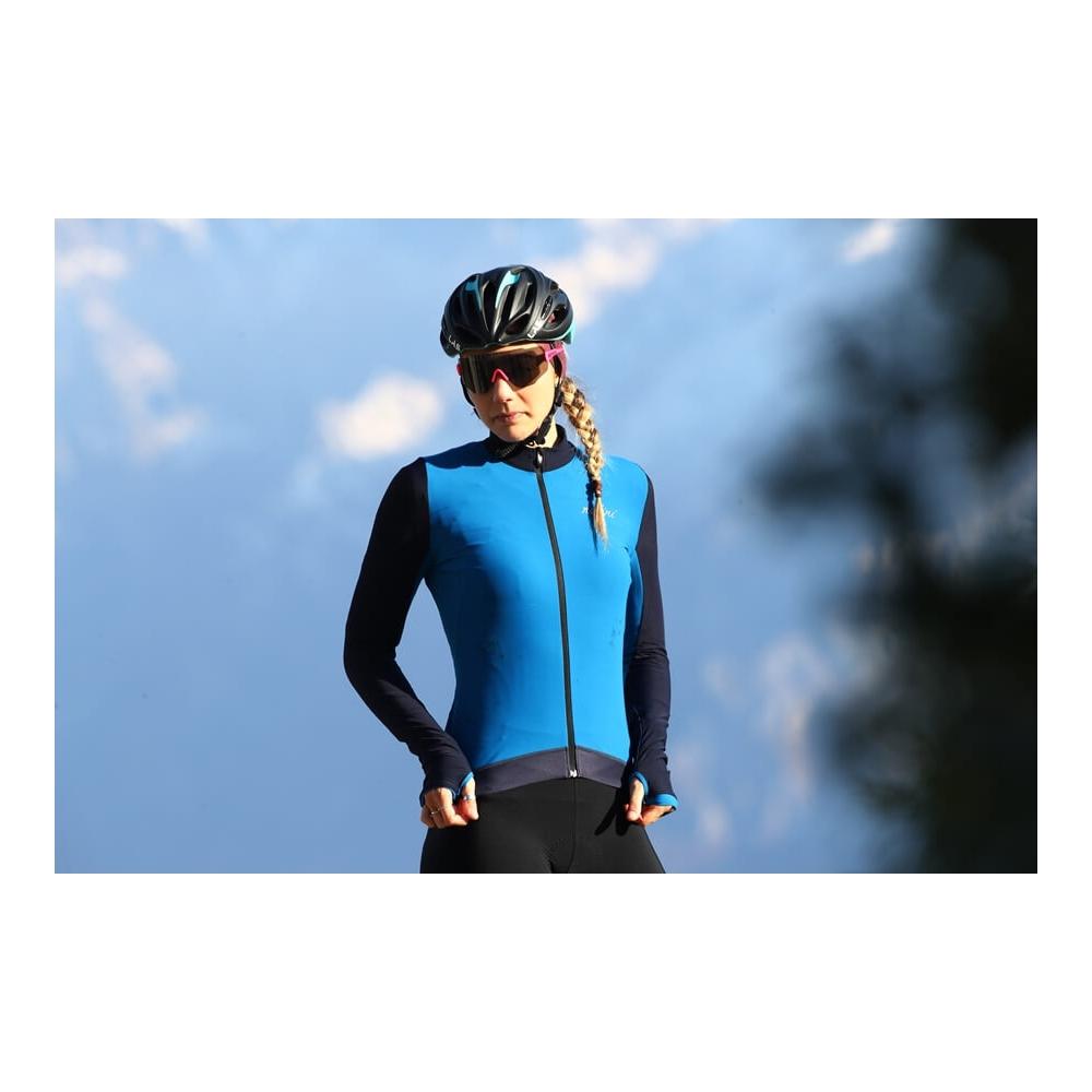 Bluza kolarska Nalini B0W Crit Lady Jersey 4200 II