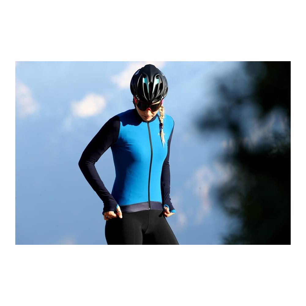 Bluza kolarska Nalini B0W Crit Lady Jersey 4200 III