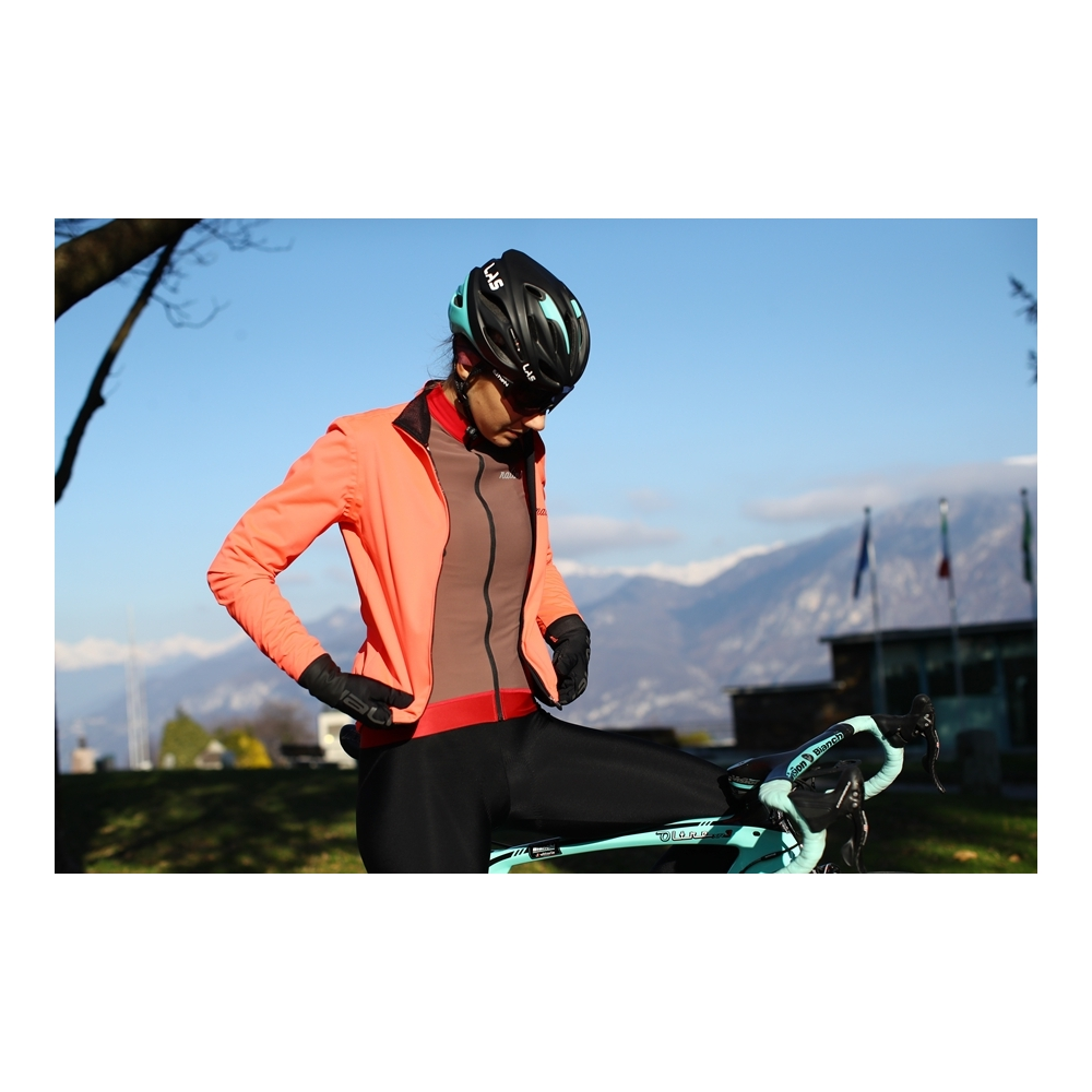 Wodoodporna Kurtka kolarska Nalini B0W WR Lady 4150 I