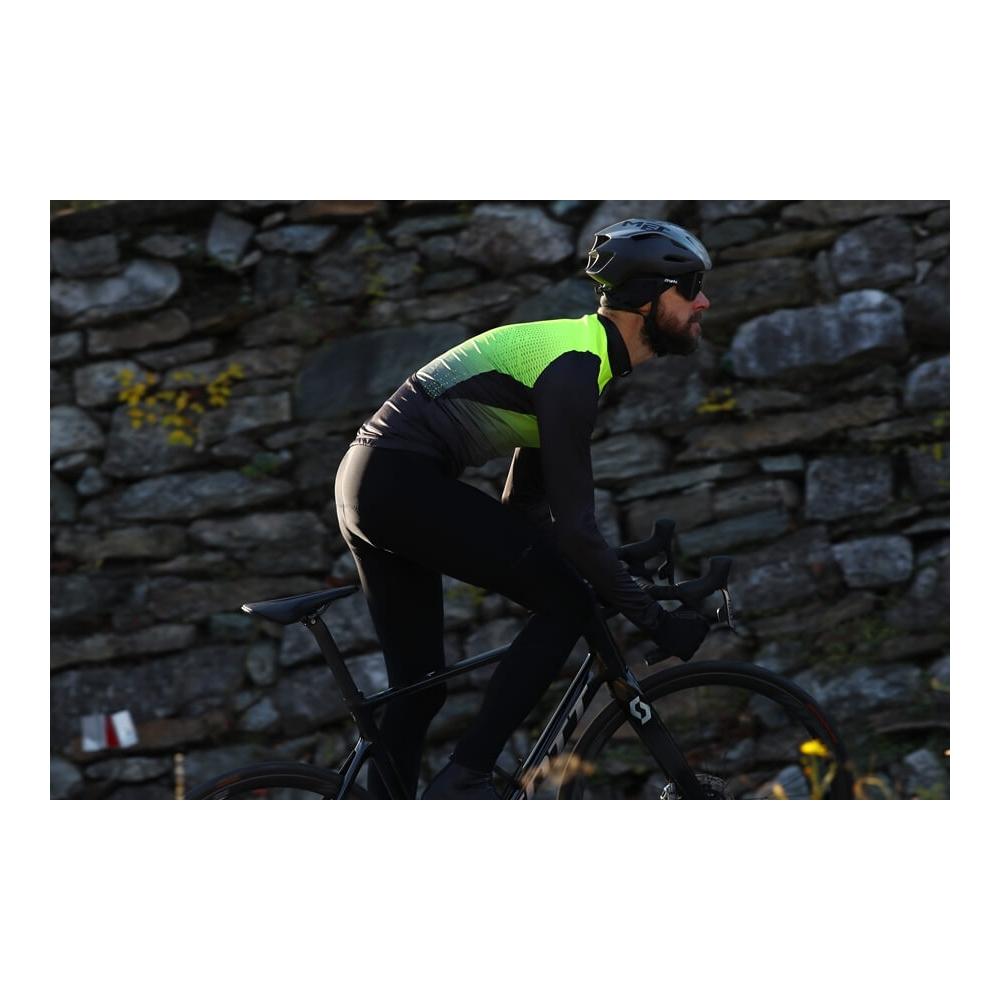 Bluza kolarska Nalini B0W Criterium 4050 I