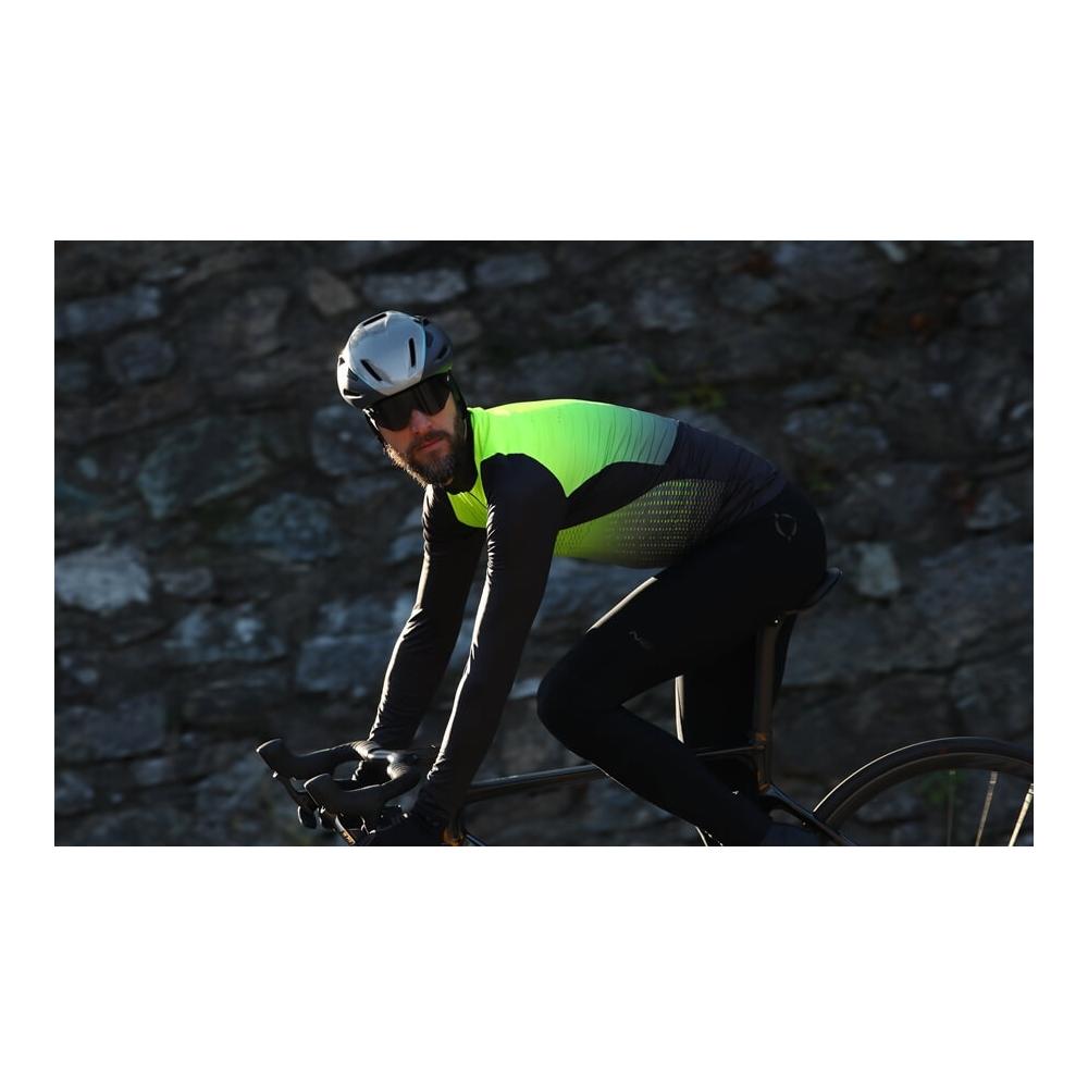 Bluza kolarska Nalini B0W Criterium 4050 II